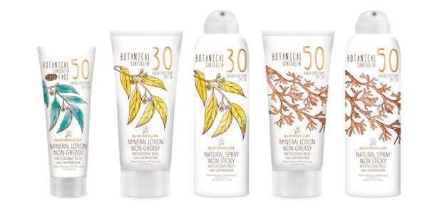 Australian Gold Mineral Botanical Sunscreen