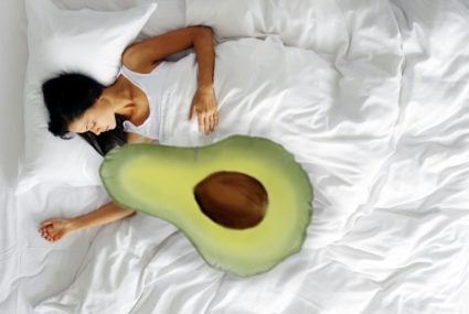 The Avoca-Dude body pillow is basically your dream relationship