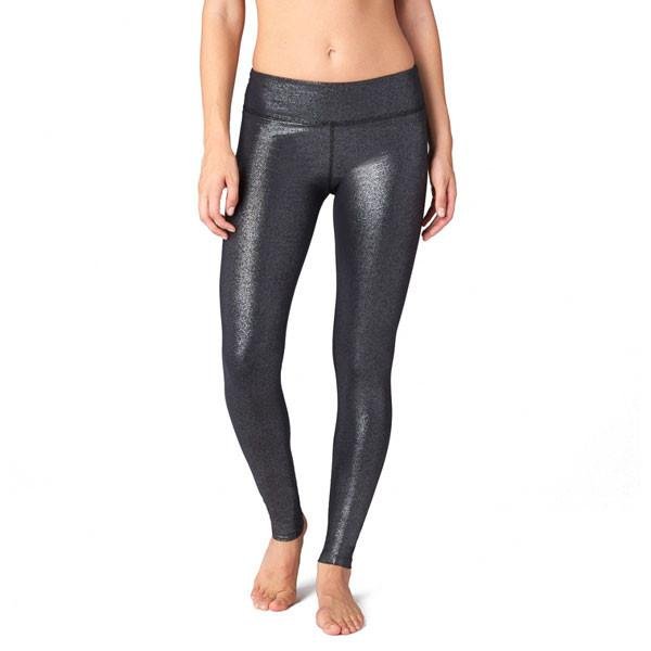 3c9c25ee3e The shiny workout legging is trending hard | Well+Good