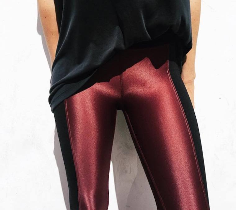 Thumbnail for Shiny leggings now come in every color—here are 9 you'll definitely want right now