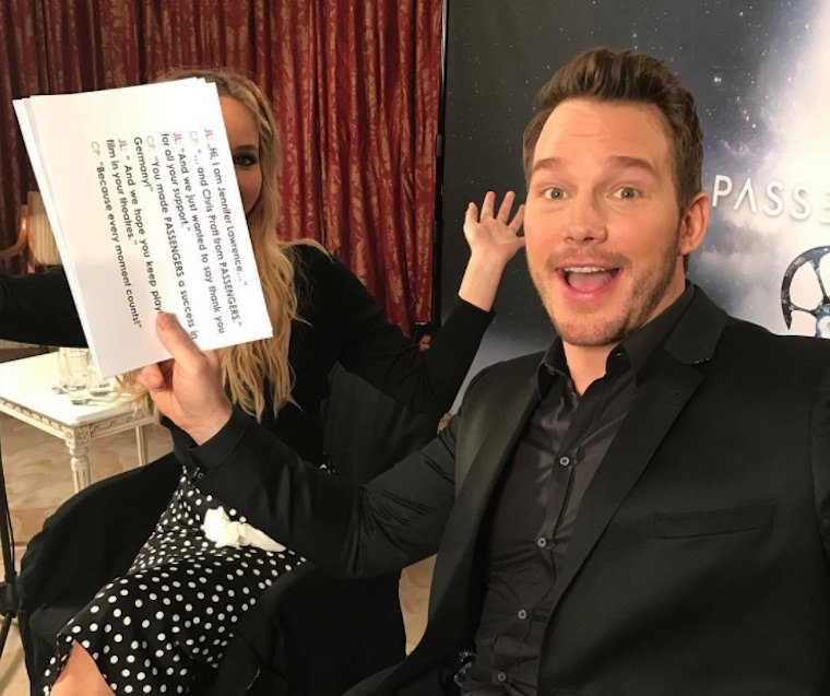 "Thumbnail for This video of Chris Pratt trying to pronounce ""cacao baobab"" is everything"