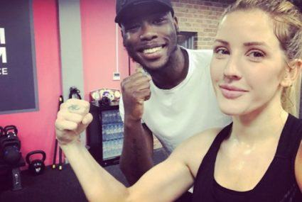 Ellie Goulding: How fitness helped me overcome panic attacks and anxiety