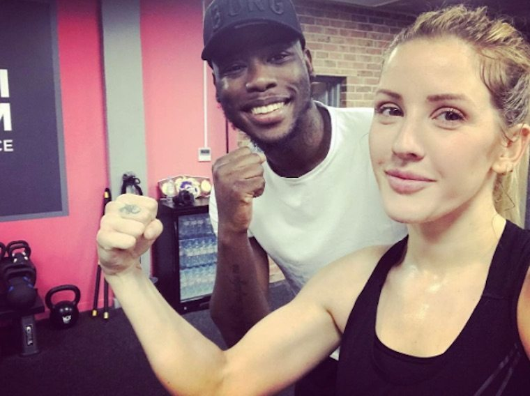 Thumbnail for Ellie Goulding: How fitness helped me overcome panic attacks and anxiety