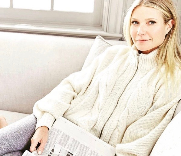 Gwyneth Paltrow Goop Wellness