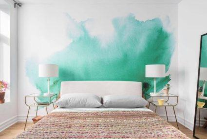 Why every hangout-worthy apartment needs a statement wall