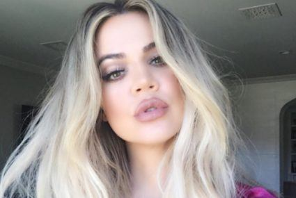 Khloe Kardashian rubs this crystal on her face for clear skin—but does it work?