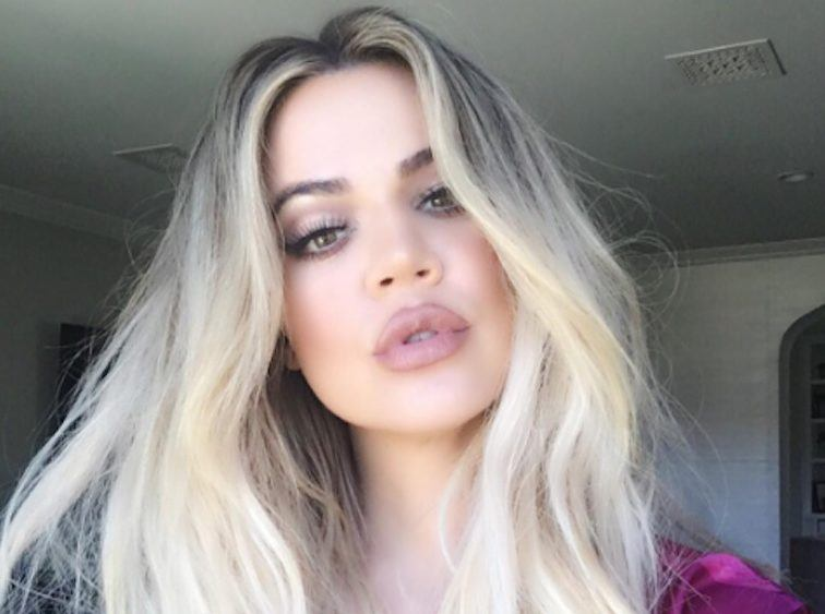 Thumbnail for Khloe Kardashian rubs this crystal on her face for clear skin—but does it work?