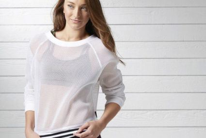 Is this buzzy spring fitness fashion trend the next mesh legging?