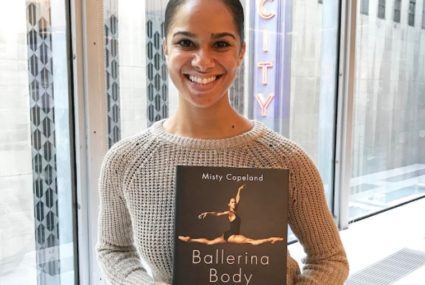 Misty Copeland makes it official: We all have ballerina bodies