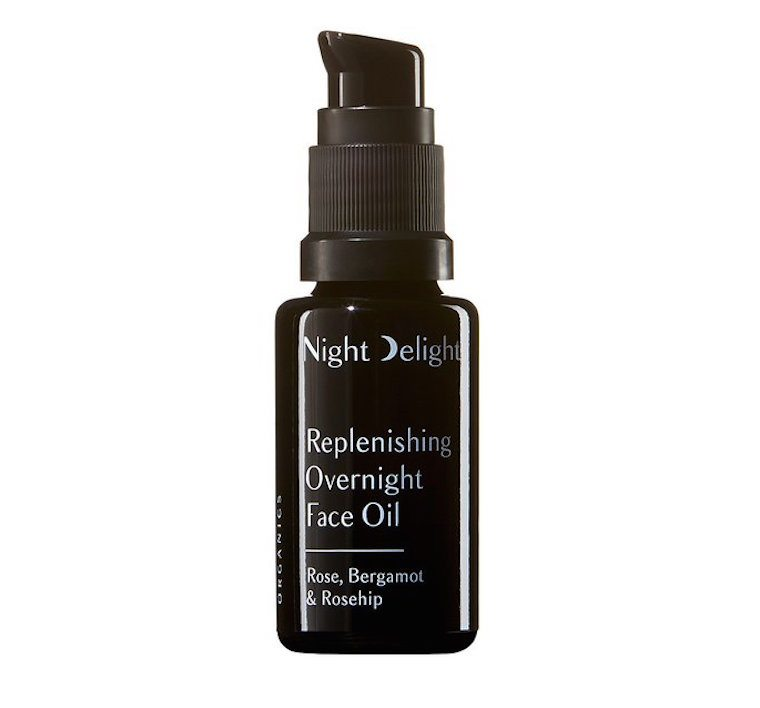 night delight face oil
