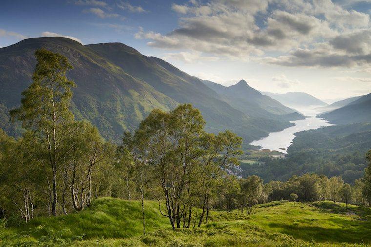 Scotland Munro Bagging