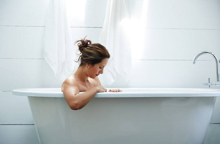 Thumbnail for Taking a hot bath may be just as good for you as working out