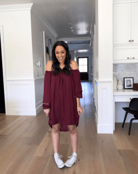 Tia Mowry health journey