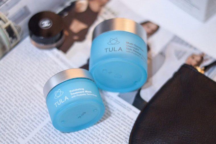 Tula probiotic skin care mask