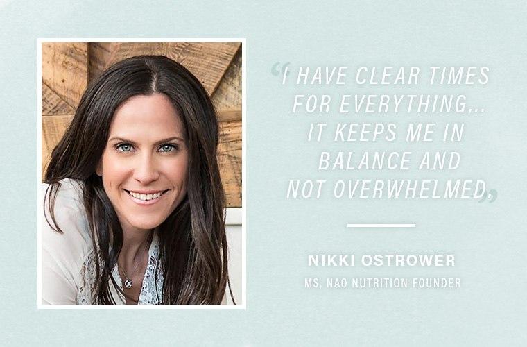 Nikki NAO Nutrition