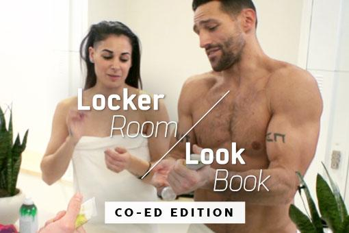What Happens When Men and Women Share a Locker Room (Hint: Major LOLS)