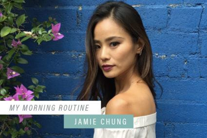 "Why Jamie Chung and her husband have a ""two week"" rule"