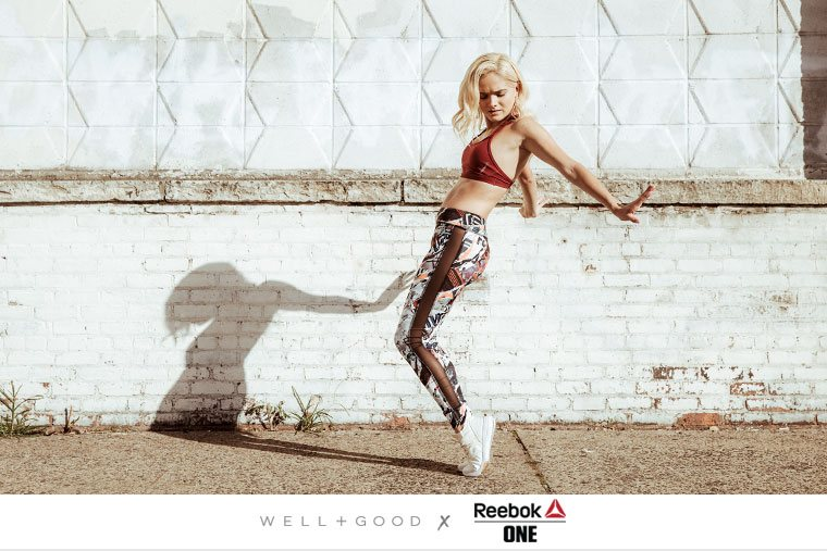 Reebok fitness trainer