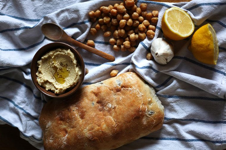 chickpea bread