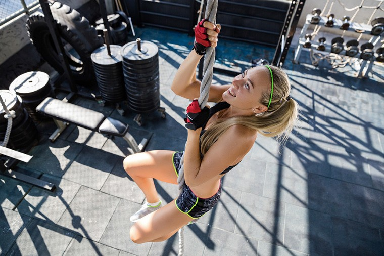 Thumbnail for Why you might soon be scaling walls and climbing cargo nets at your gym