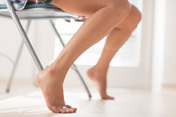 These are the signs you have a—gasp!—toenail fungus
