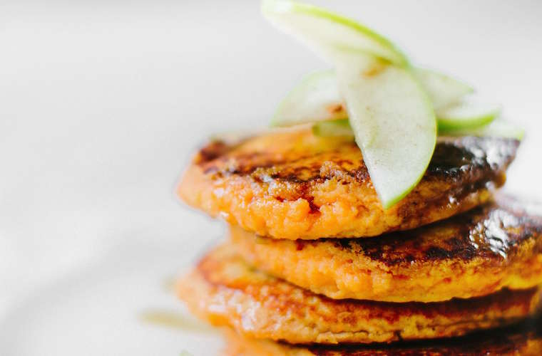 sweet-potato-pancakes
