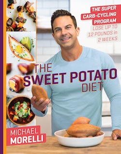 The Sweet Potato Diet recipe book by Michael Morelli