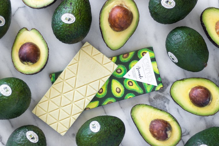 Thumbnail for News Flash: Someone Finally Created an Avocado Chocolate Bar
