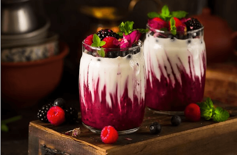 berry-vanilla-smoothie