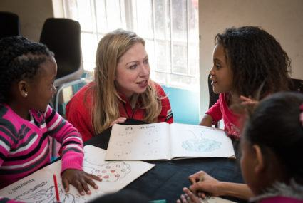 Chelsea Clinton: Why we need to talk about menstruation and breastfeeding