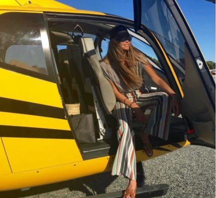 The travel hacks that keep Elle Macpherson in top jet-setting shape
