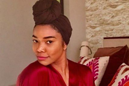 The one-word mantra Gabrielle Union uses to get 8 hours of sleep every night