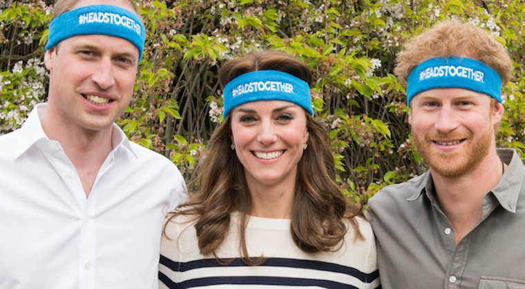 Thumbnail for Kate Middleton, Prince William, and Prince Harry get real about grief and mental health