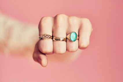 There's an adult mood ring—and it's as dreamy as you'd imagine