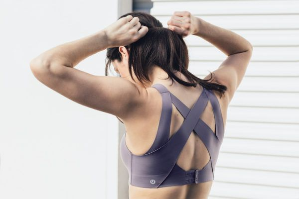 Thumbnail for I tried Lululemon's new, groundbreaking sports bra—here's what you need to know