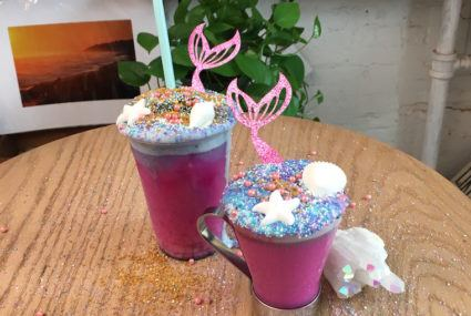 This warm weather-ready drink is about to replace your unicorn latte