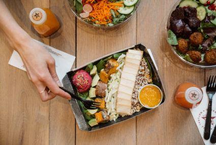 Pret a Manger is going plant-crazy, adding 20 new vegetarian menu options