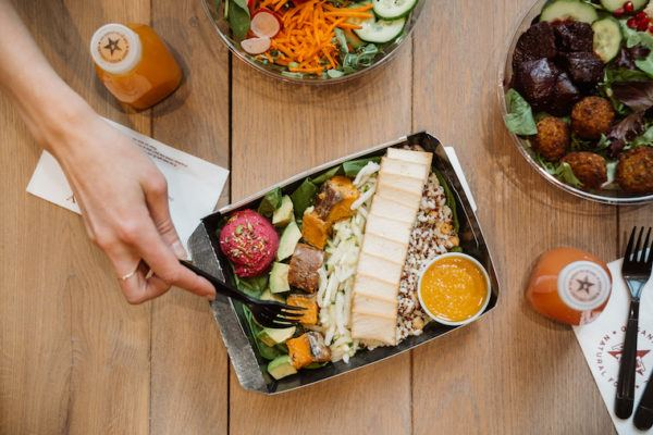 Pret a Manger is going plant-crazy, adding 20 new vegetarian menu options