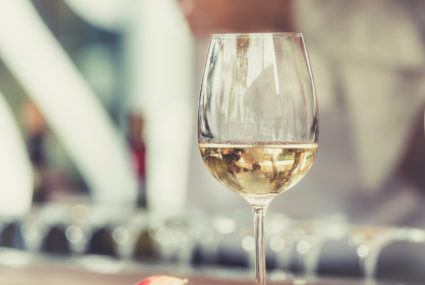 Is white wine secretly messing with your skin?