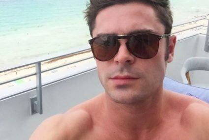 Zac Efron's secret to cutting sugar cravings—for good