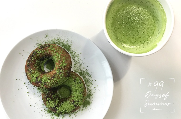 Thumbnail for These spirulina-matcha donuts are what weekend dreams are made of