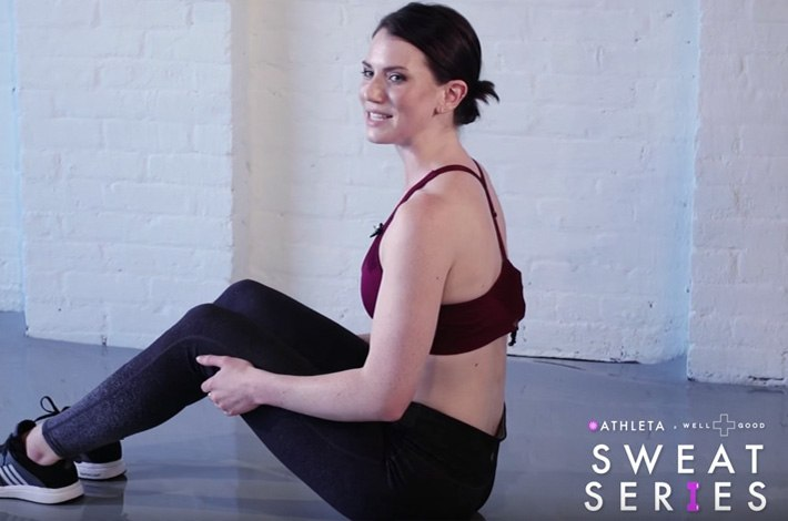 PERFECT YOUR PUSH-UP WITH CHELSEA FOSS OF SOULCYCLE