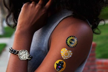 Can a sticker give you more energy, better skin, and deeper sleep?