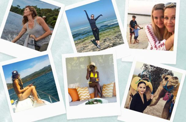 8 healthy vacation destinations celebs swear by