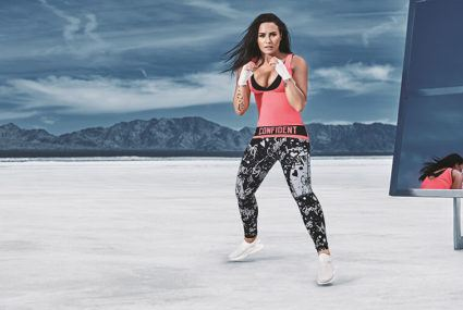What you need to know about Fabletics' first collab ever—with Demi Lovato