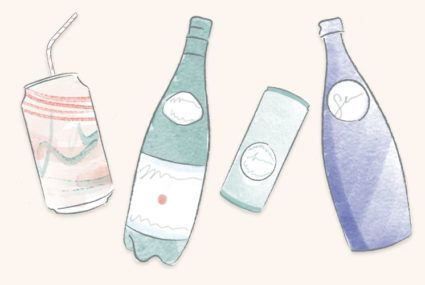 Is flavored sparkling water actually healthy and hydrating?
