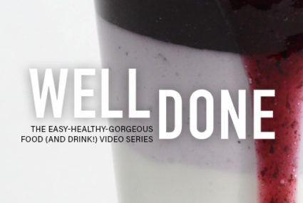 How to make a super gorgeous (and super simple!) ombré yogurt parfait