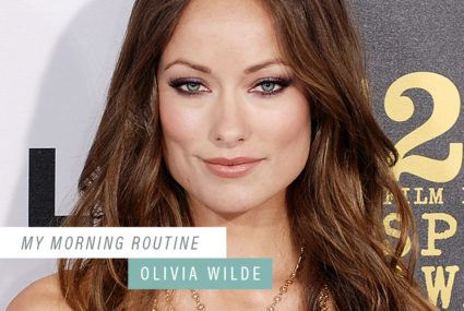 The one ingredient Olivia Wilde always puts in her a.m. smoothie