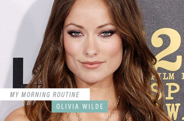 Why Olivia Wilde has a different skin-care routine for each part of her face
