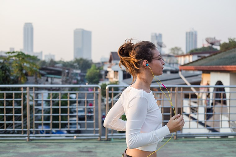 Thumbnail for This running playlist will power you through that first mile
